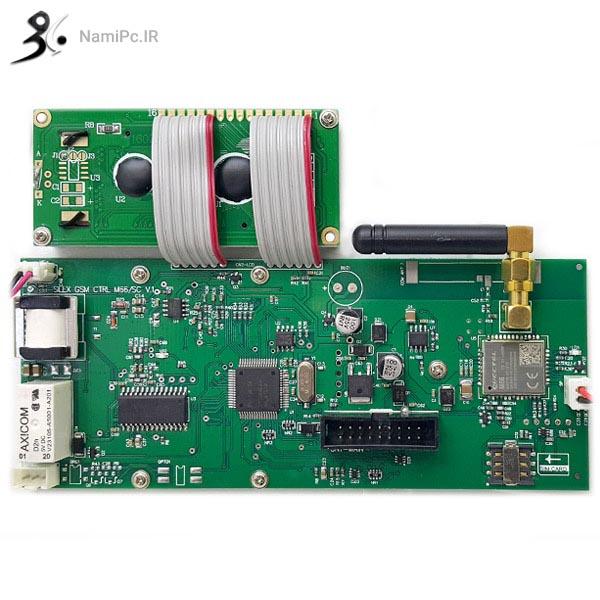 دزدگیر اماکن سیمکارتی سایلکس مدل +SG7